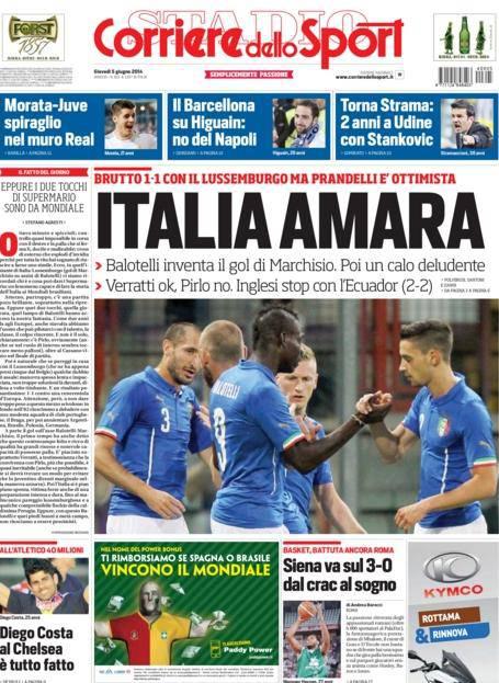 Corriere dello Sport 05-06-2014