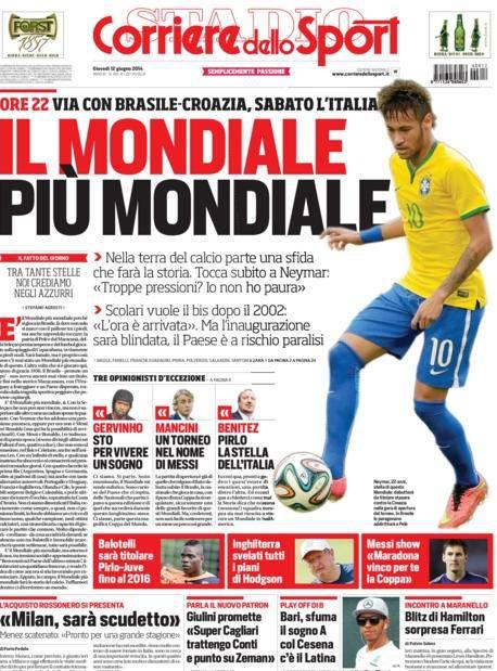 Corriere dello Sport - 12/06/2014