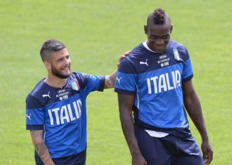 Insigne & Balotelli