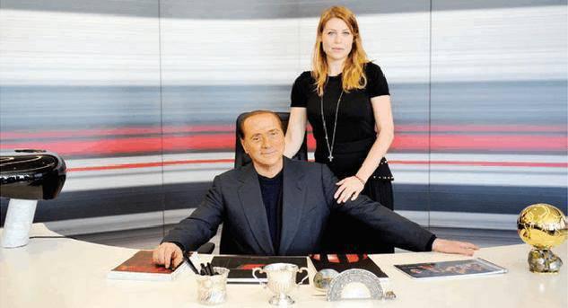 Silvio Barbara Berlusconi