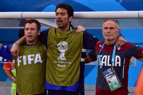 Antonio Cassano & Gianluigi Buffon