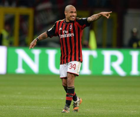 De Jong Milan