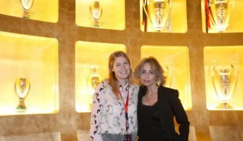Barbara e Marina Berlusconi (acmilan.com)