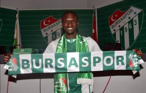 Traore Milan Bursaspor