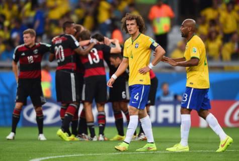 Brasile in ginocchio