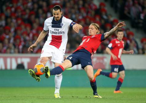 Ibrahomovic vs Kjaer