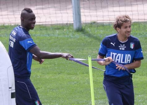 Mario Balotelli & Alessio Cerci