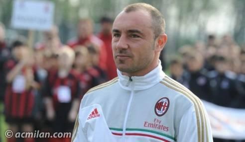 Cristian Brocchi (Foto Acmilan.com)