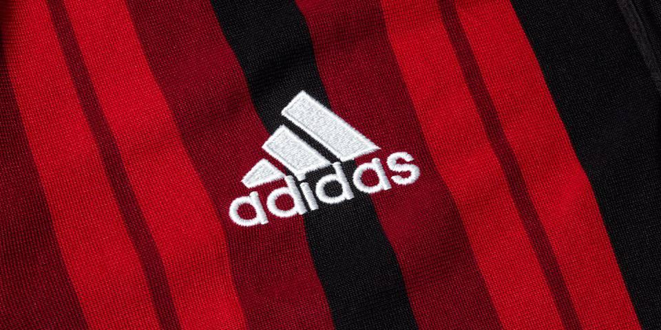 Milan Logo Adidas