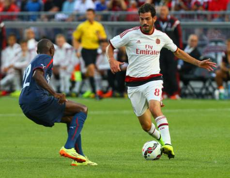 Riccardo Saponara (getty Images)