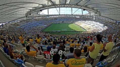 Il Maracanà di Rio