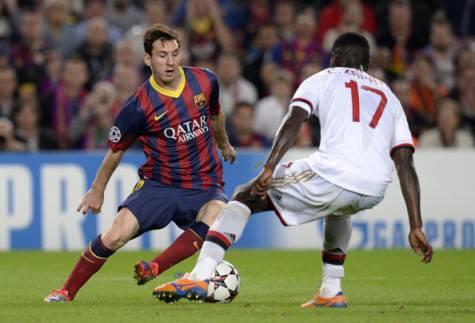 Zapata vs Messi