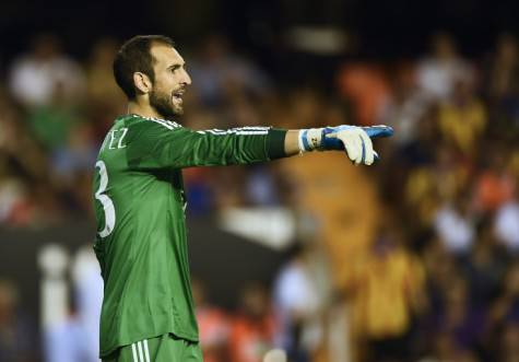 Diego Lopez (Getty Images)