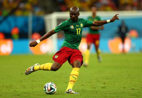 Stephane Mbia