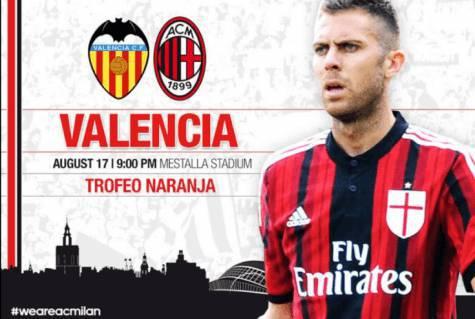 Valencia-Milan