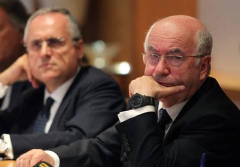 Carlo Tavecchio & Claudio Lotito