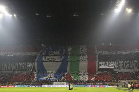 Curva Sud Milan - San Siro