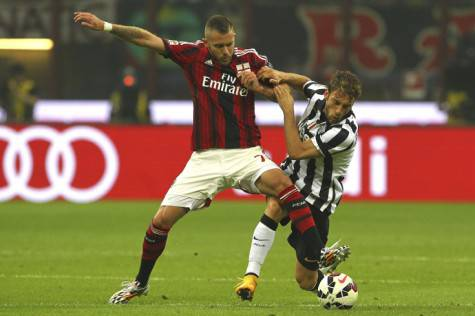 Menez e Marchisio