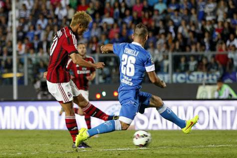 Il gol di Keisuke Honda