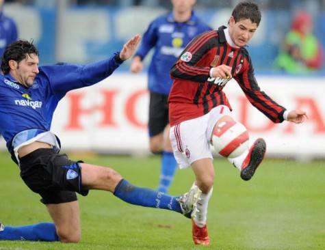 Pato in un Empoli-Milan del 2008