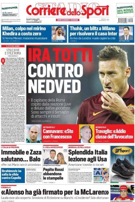Corriere dello Sport 09-10-2014