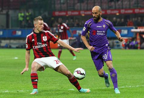 Ignazio Abate & Borja Valero (Getty Images)