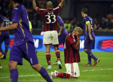 De Jong e la sua disperazione (getty images)