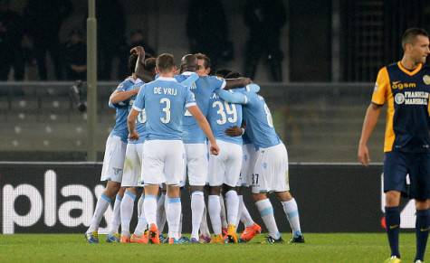SS Lazio (Getty Images)