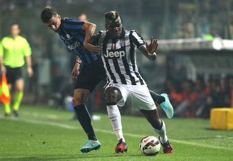 Daniele Baselli & Paul Pogba (Getty Images)