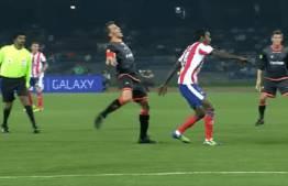Del Piero colpito duro
