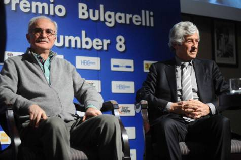 Sandro Mazzola & Gianni Rivera (Getty Images)