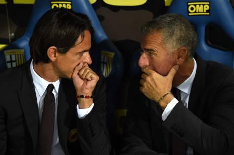 Filippo Inzaghi & Mauro Tassotti