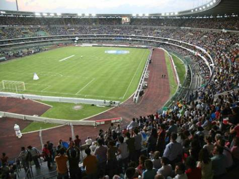 Lo stadio Bentegodi