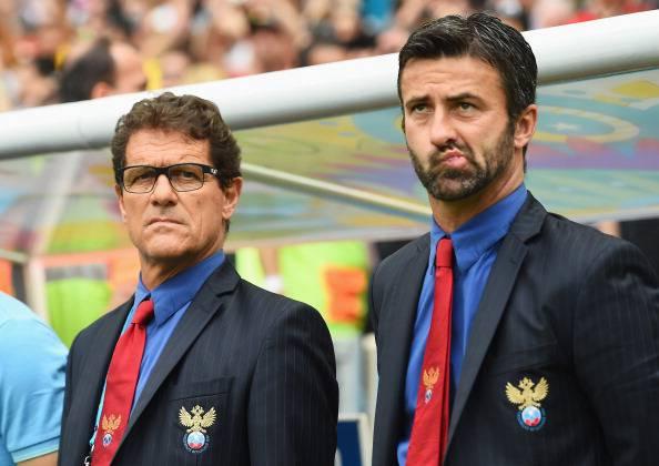 Fabio Capello & Christian Panucci (Getty Images)