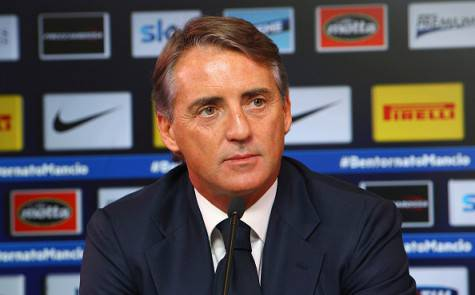 Roberto Mancini /Getty Images)
