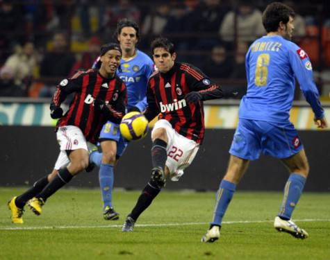 Milan-Udinese stagione 2008/09 (Getty Images)