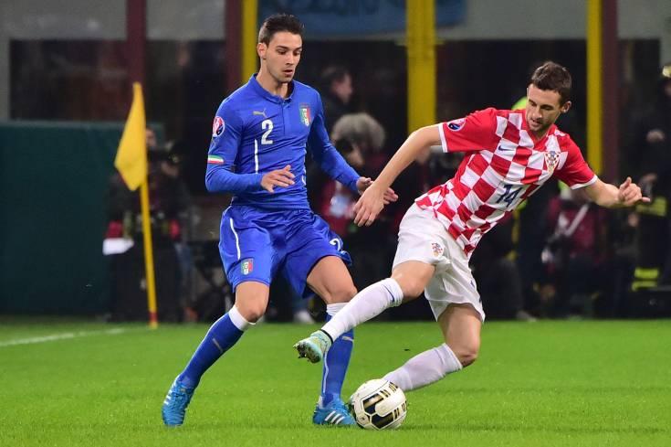 Mattia De Sciglio & Marcelo Brozovic (Getty Images)