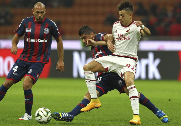 san lorenzo milan live score - photo#10