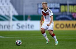 Johannes Geis (Getty Images)