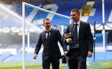 Aidan McGeady & James McCarthy (Getty Images)