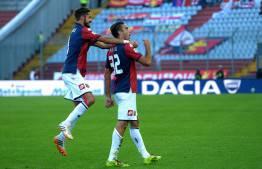 Luca Antonini e Alessandro Matri (Getty Images)