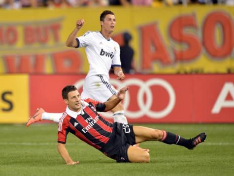 Ronaldo e Bonera (getty images)