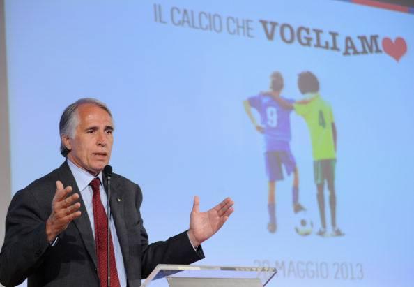 Il presidente Coni Giovanni Malagò (Getty Images)