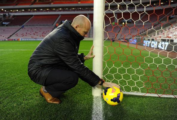 Goal-line technology (Getty Images)