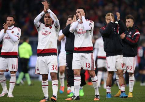 AC Milan (Getty Images)