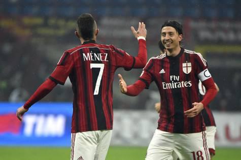 Jeremy Menez & Riccardo Montolivo (Getty Images)