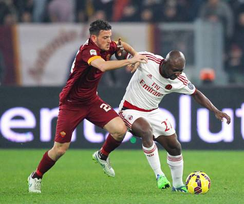 Florenzi & Armero (getty images)
