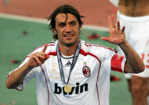 Paolo Maldini (Getty Images)