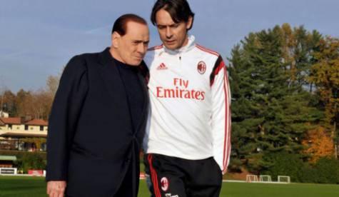 Berlusconi inzaghi