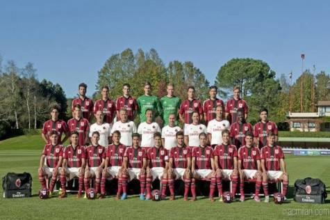 Milan Primavera 2014/2015 (acmilan.com)